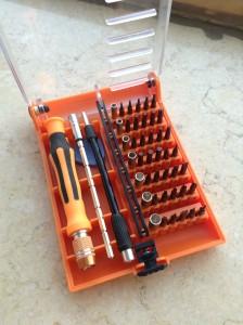 45合1工具套装