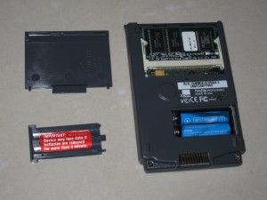 Almost new condition with 1MB memory module includes PalmOS 2.0
