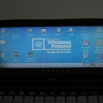 Windows CE HPC 2000 preinstalled