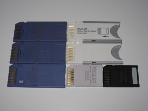 Memory Sticks - Back