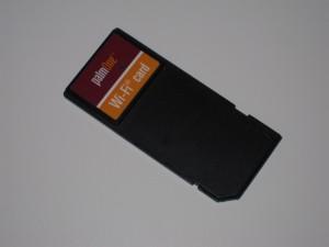 PalmOne SDIO Wi-Fi Card - Front
