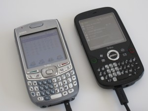 Palm Treo 680 and Treo Pro