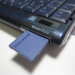 Memory Stick reader