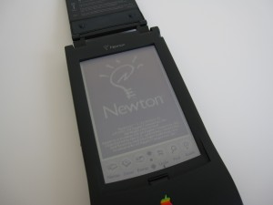 MessagePad 120 with Newton OS 1.3