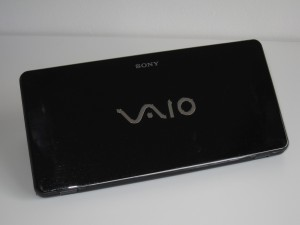Classic Vaio backcover